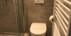 Badkamer installatie